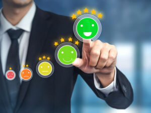 Reviews for online businesses